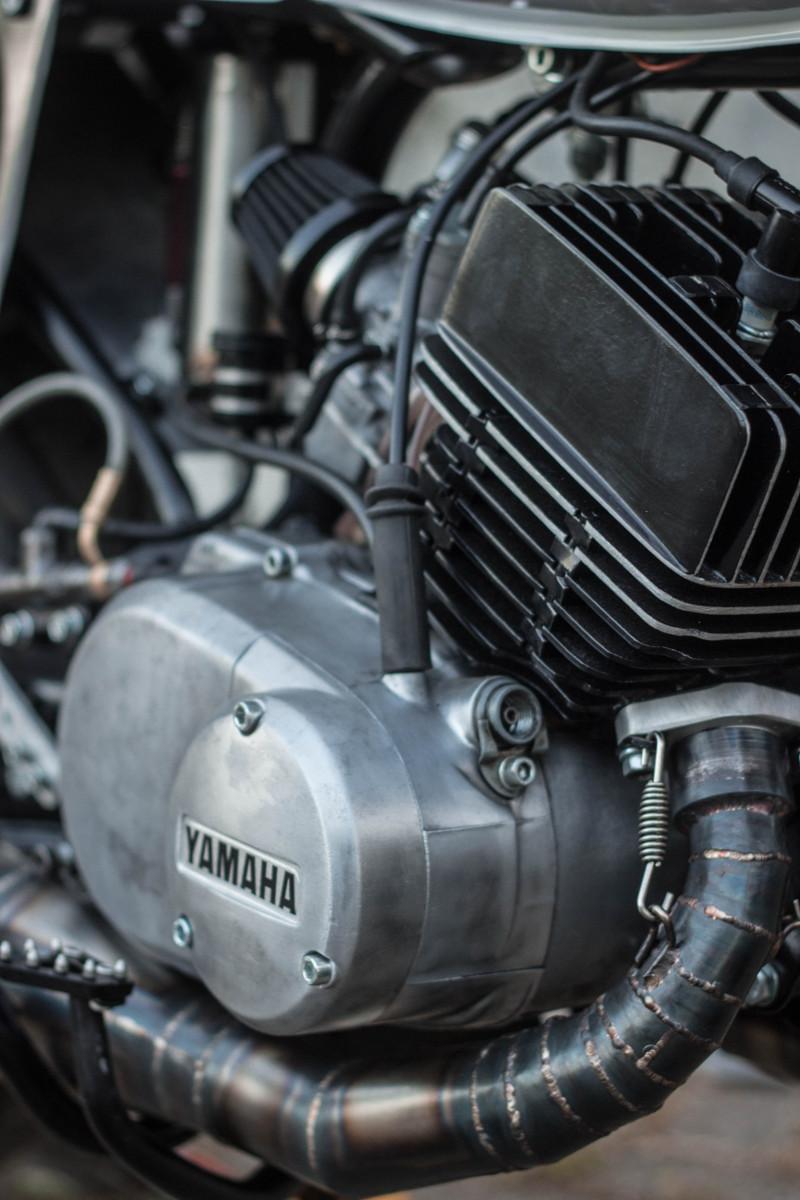 Yamaha RD125
