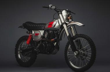 Yamaha XT500 Scrambler Restomod