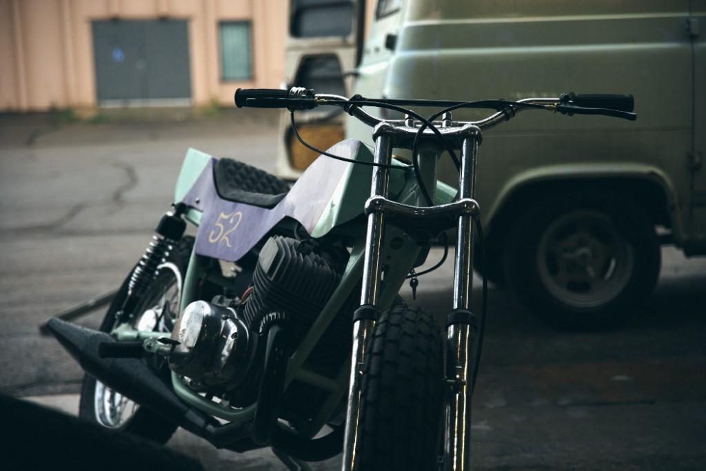 Suzuki T500 Tracker