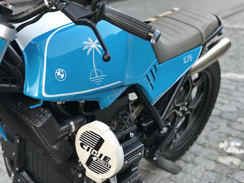 BMW K75 Scrambler