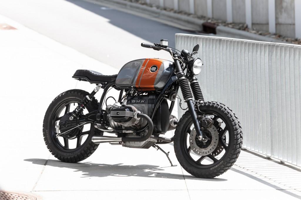 BMW R80 Custom