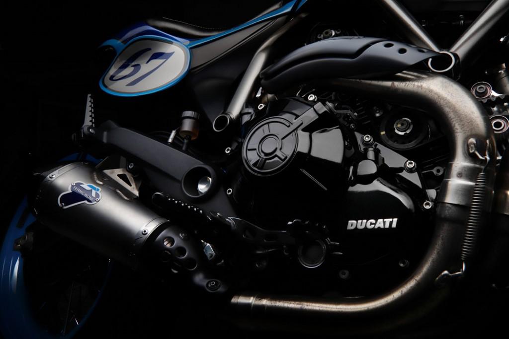 Ducati Scrambler Cafe Racer