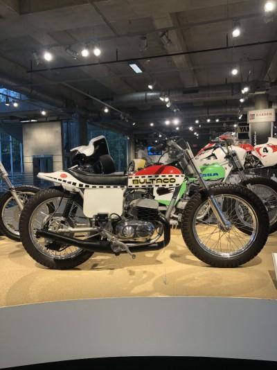 1975 Bultaco Astro 360