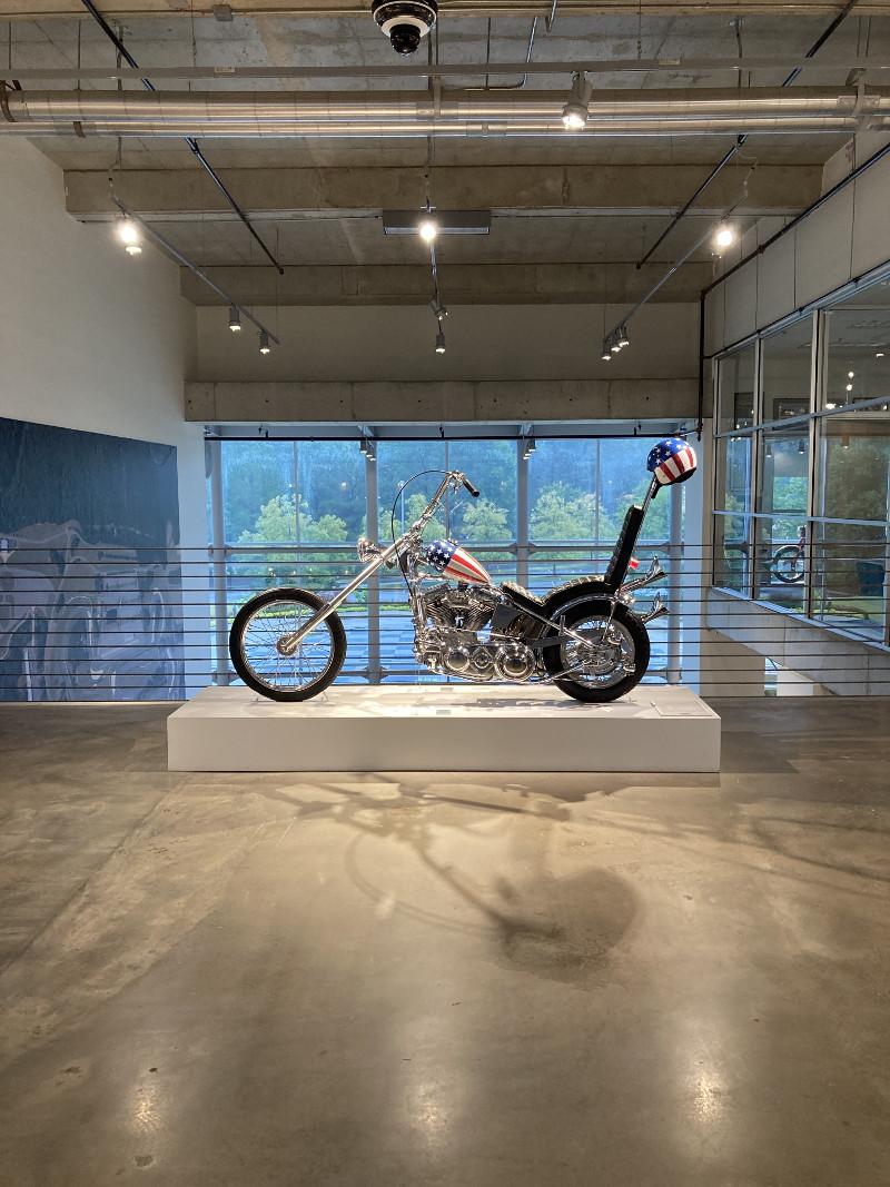 """1996 Harley-Davidson """"Captain America"""""""