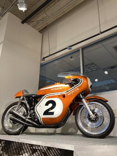 1970 Honda CR750