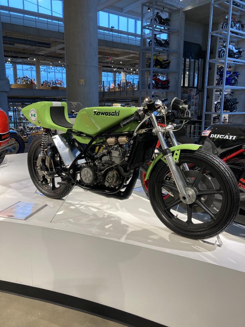 1976 Kawasaki KR 250