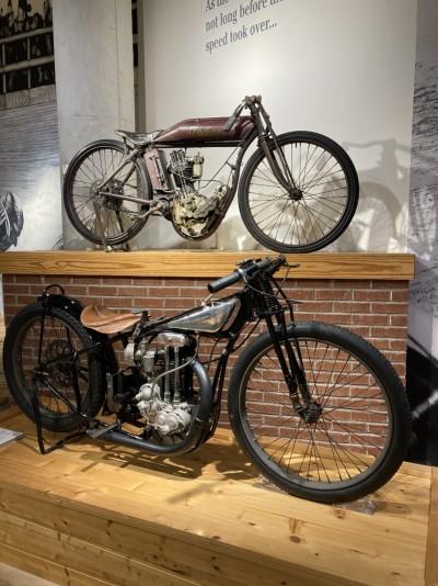 1934 Harley-Davidson C.A.C.