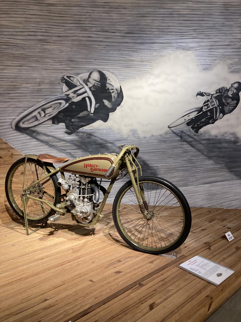 1929 Harley-Davidson Peashooter