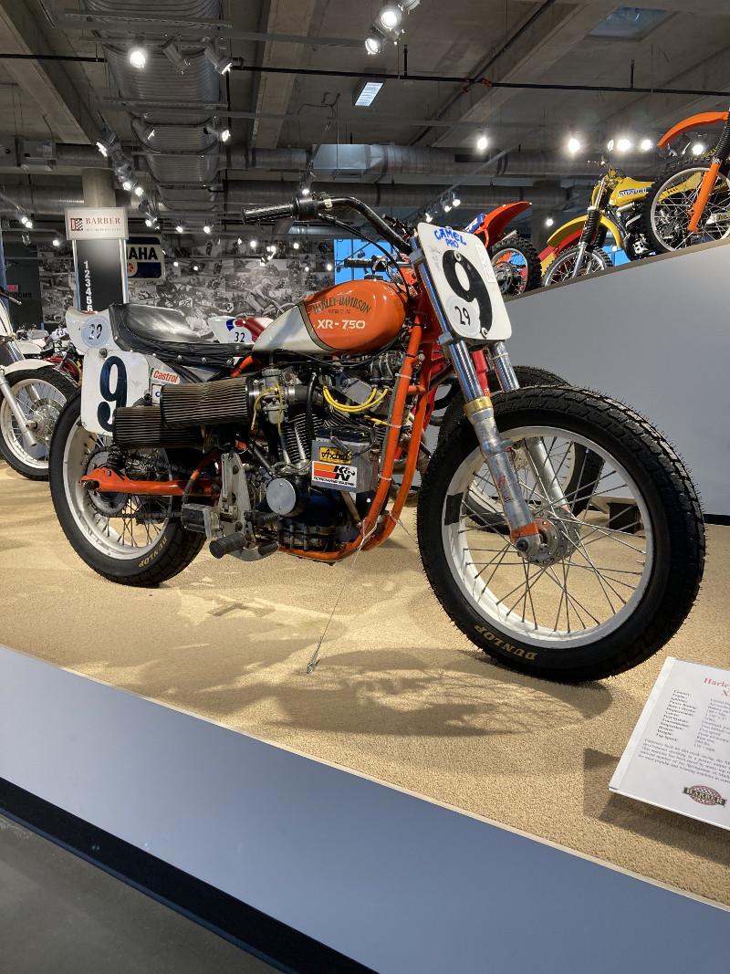 1980 Harley-Davidson XR750 Tracker