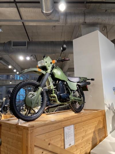 1999 Harley-Davidson MT 500