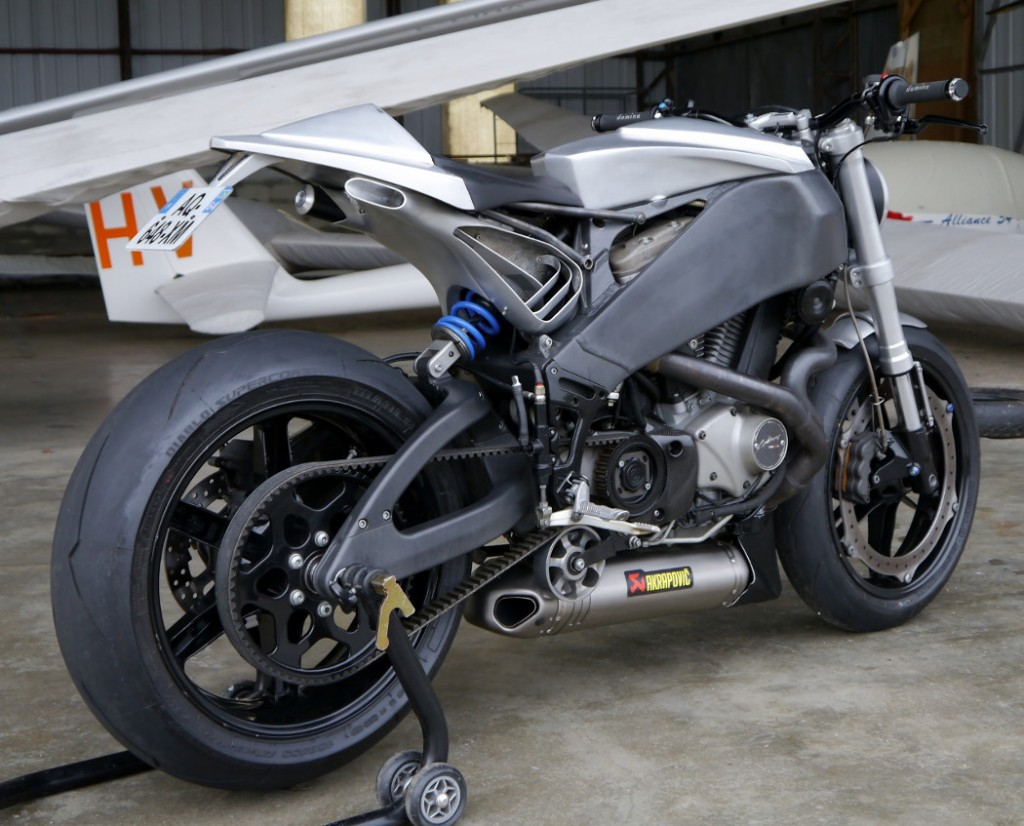 2012 Erik Buell Racing 1190RS - $39,999 MSRP