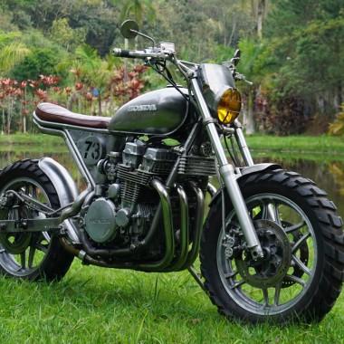 Honda CBX750F Custom