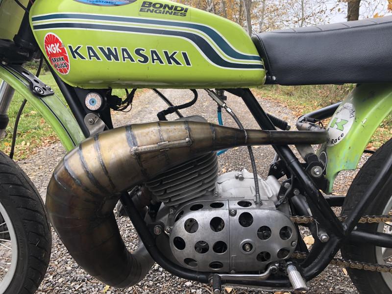 Kawasaki Bighorn Supermoto