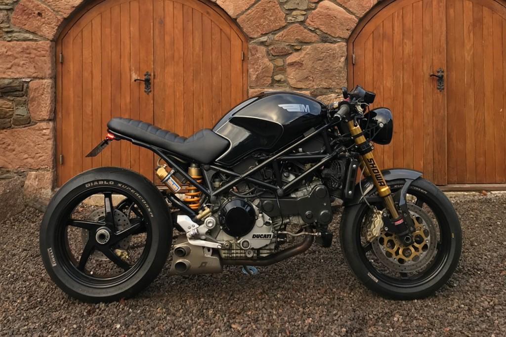 Ducati S4R Cafe Racer