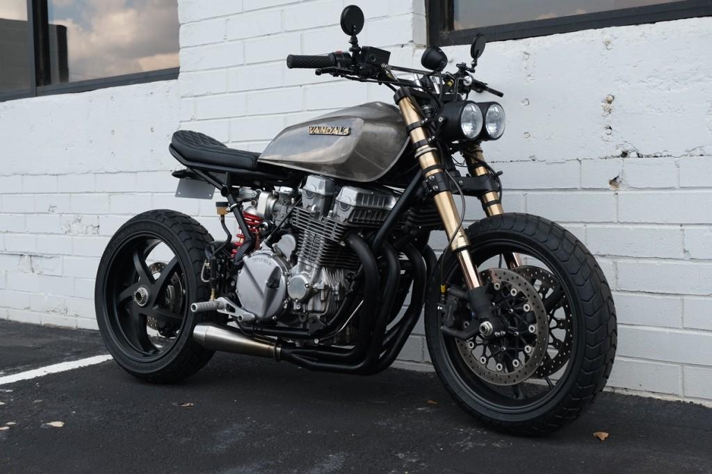 Honda Nighthawk Custom