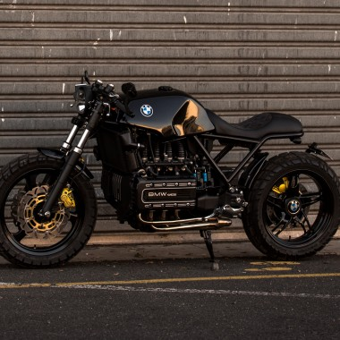 BMW K1100LT Cafe Racer