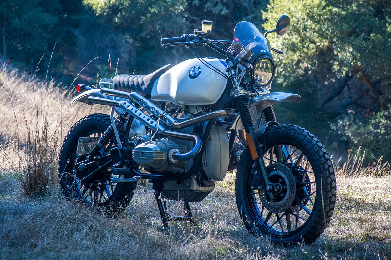 Marin Thrasher Bmw R80 Norma By Blunk S Garage Bikebound