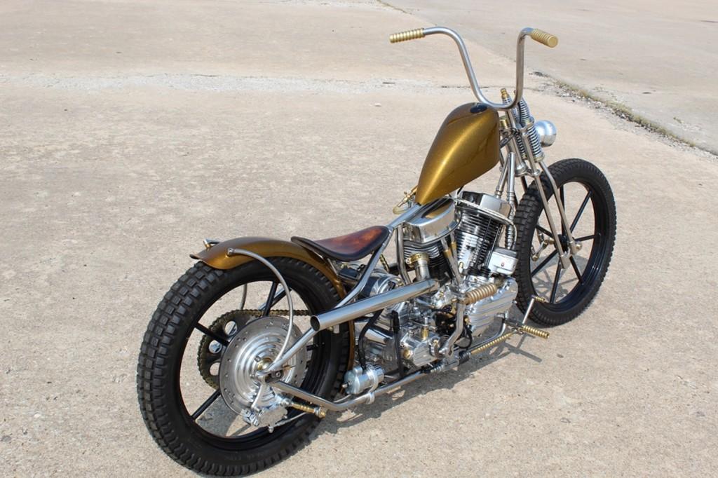 Panhead Chopper