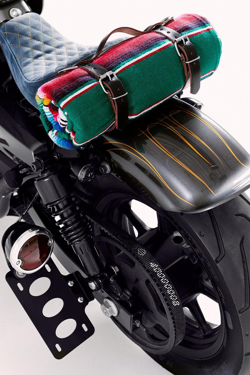 Harley XG500 Bobber