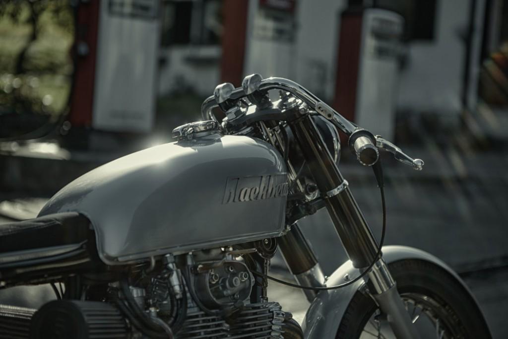 Honda CB350K Custom