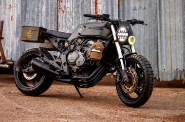 Honda Hornet Custom