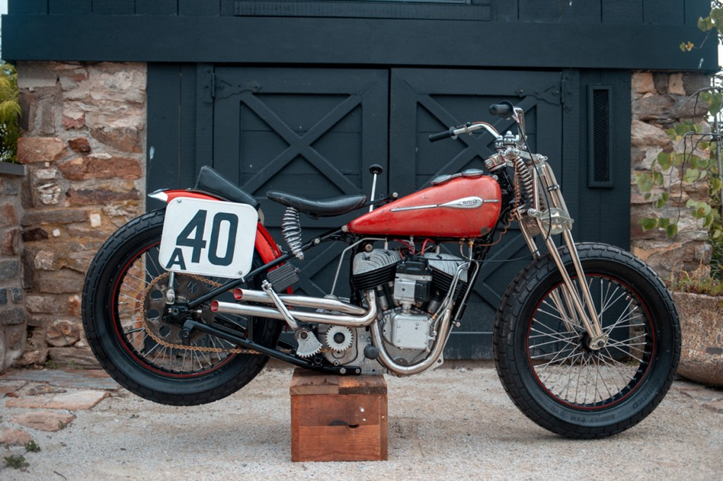 Indian Sport Scout Tracker