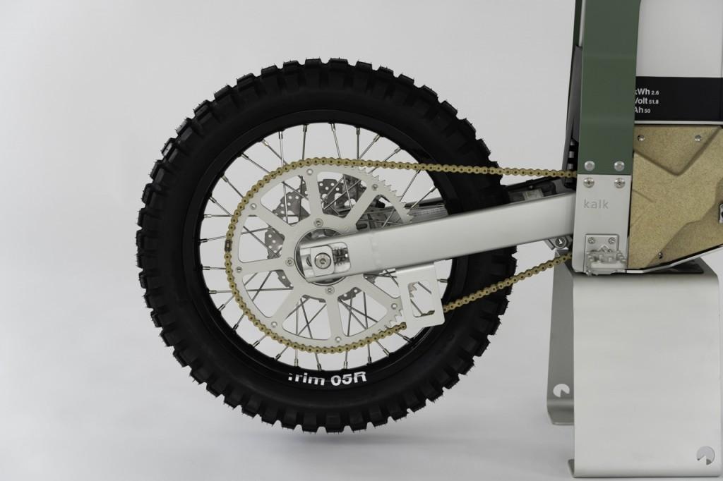 CAKE Kalk Anti-Poaching Motorcycle