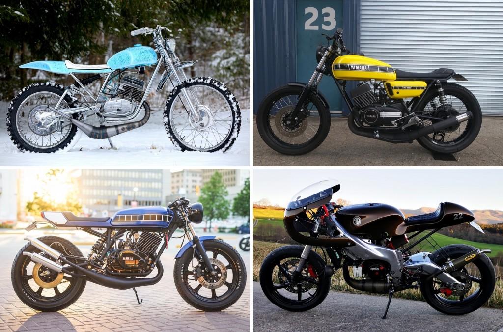 Best 2 Stroke Custom Bikes