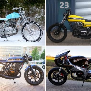 Best 2-Stroke Custom Bikes