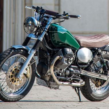 Moto Guzzi Nevada 750 Classic Custom