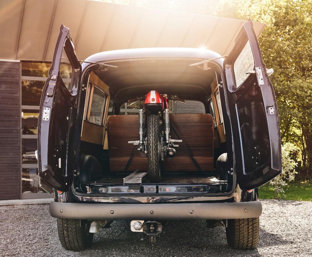 1954 Chevy Suburban