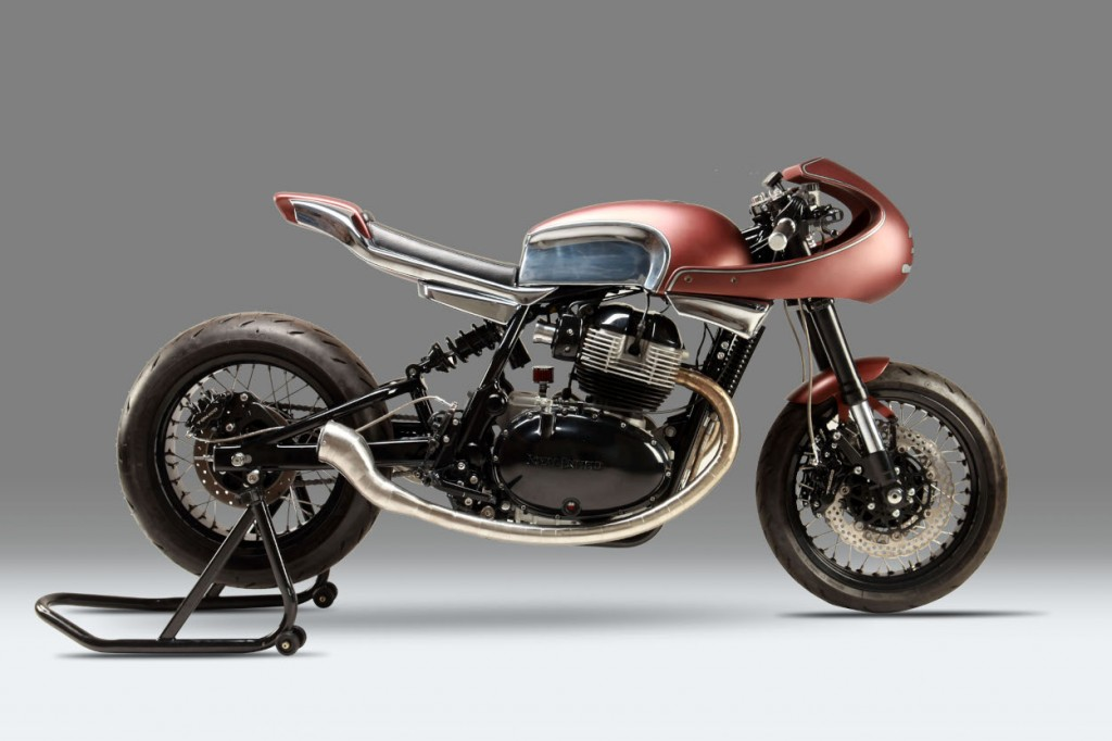 Continental GT Cafe Racer