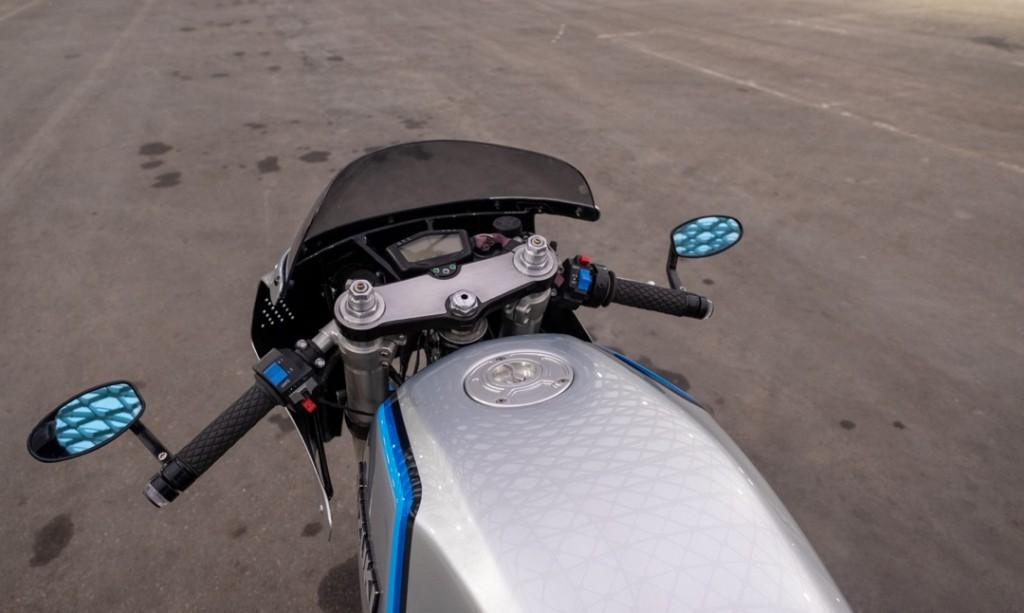 Suzuki DR600 Supermono