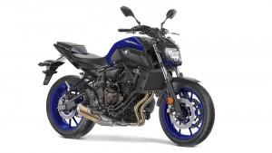 Yamaha MT-07 Insurance