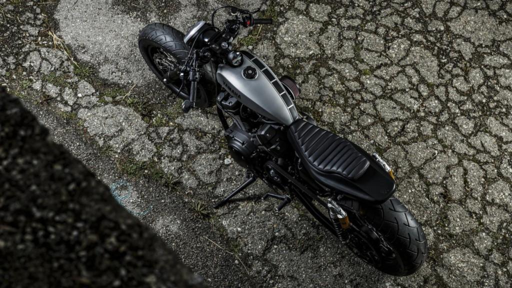 Yamaha XV950 Street Tracker