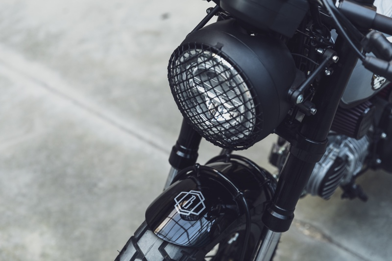 Honda Monkey Custom