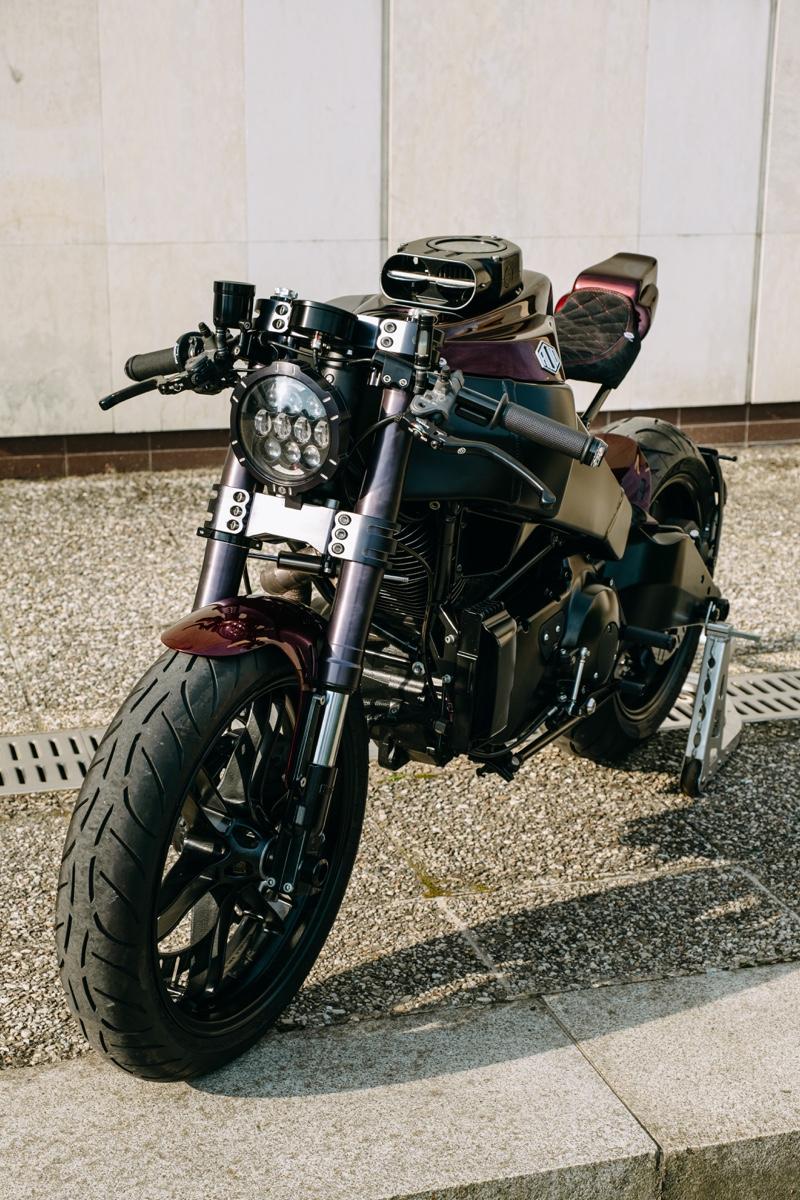 Buell XB12S Custom