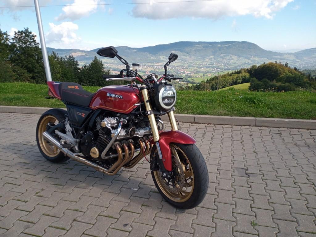 Honda CBX1000 Restomod