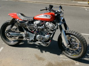 1340cc Sportster Street Tracker