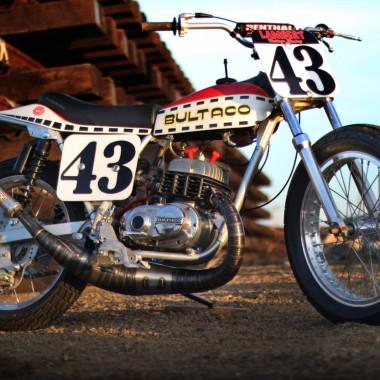 Bultaco Astro 360 Tracker
