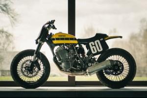 Yamaha XT600 Street Tracker