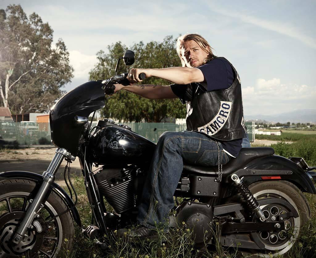 Jax's Harley