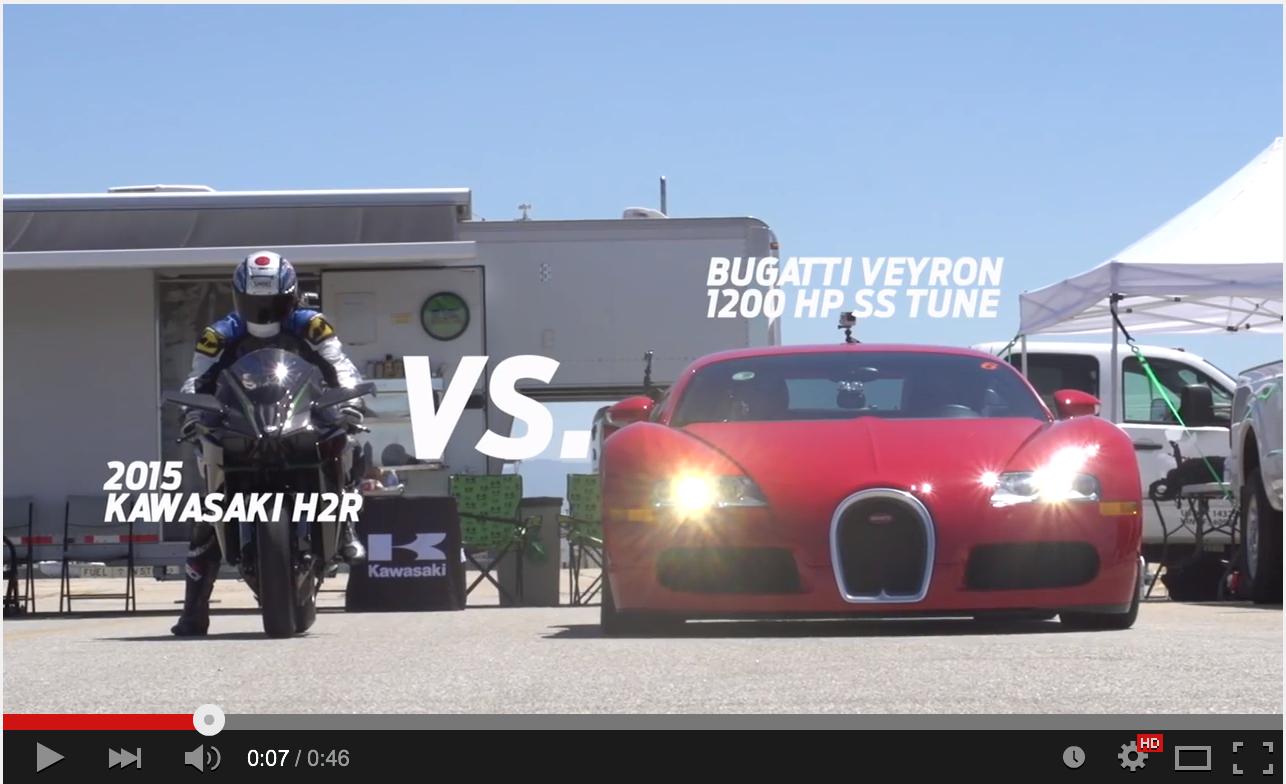 Kawasaki-H2R-vs-Bugatti-Veyron