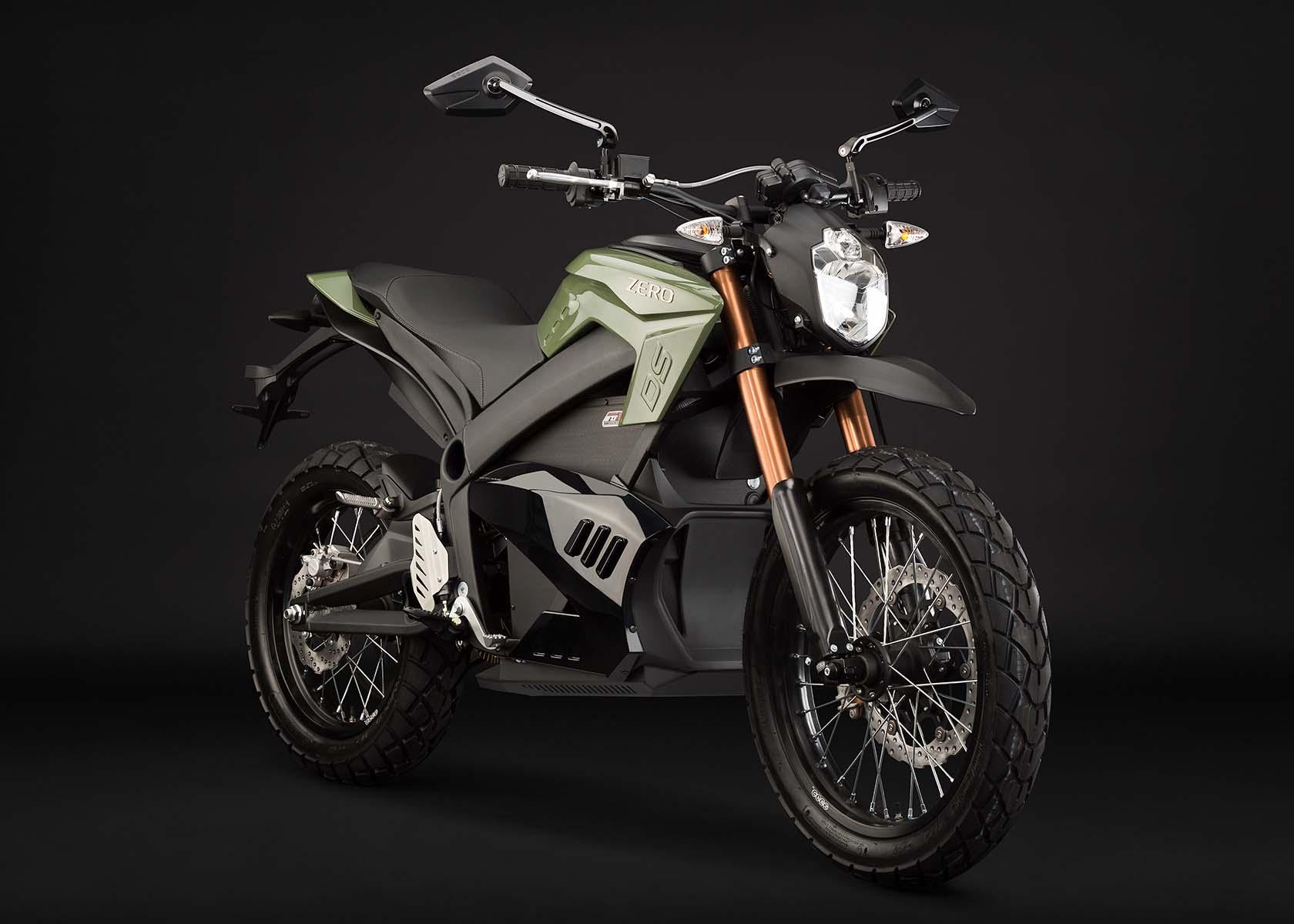 Zero-Motorcycle