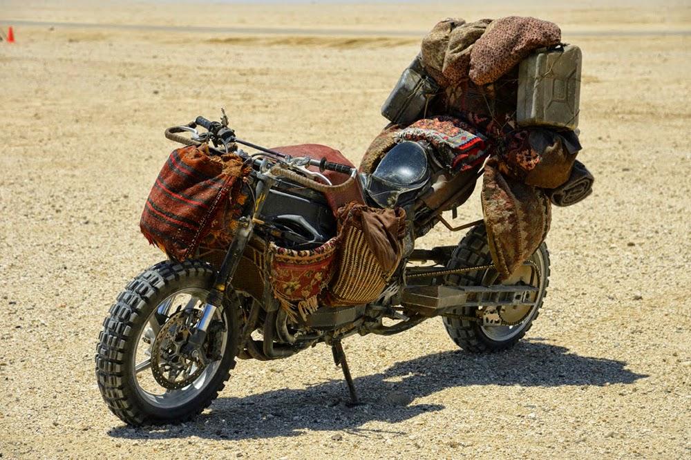 Mad Max Fury Road Max's R1 Motorcycle
