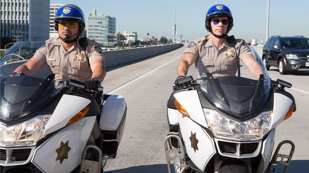 CHIPS 2017 Motorcycles