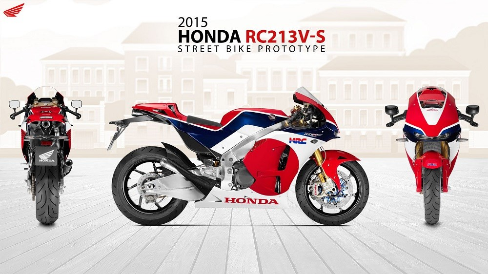Street Legal MotoGP Bike