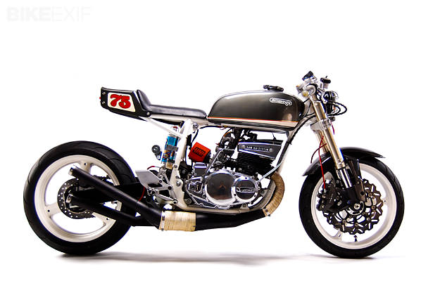 GT550 Cafe Racer Honduki