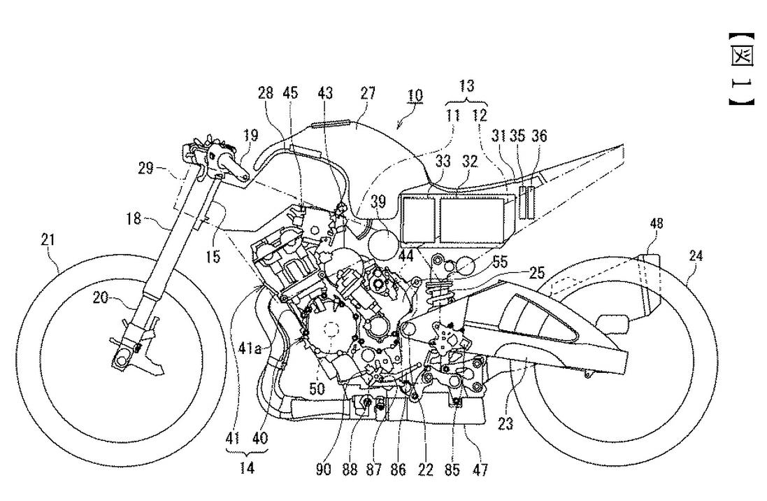 Hybrid Motorcycle