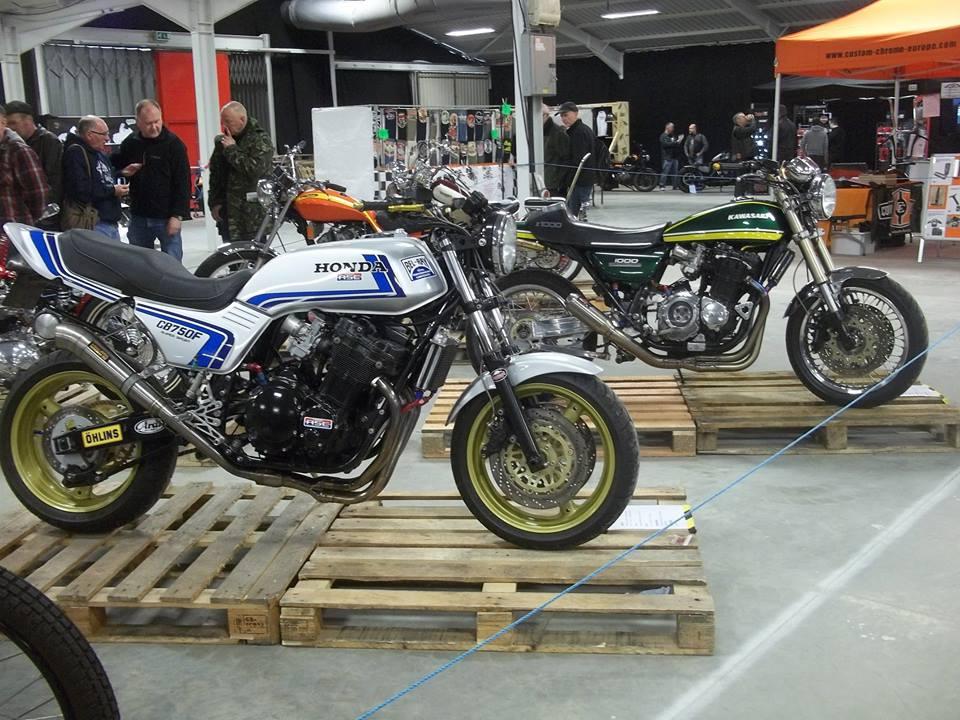 KZ1000 Cafe Racer
